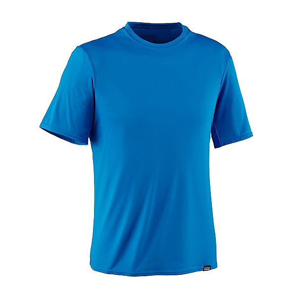 Patagonia Capilene Daily Mens T-Shirt, Andes Blue, 600