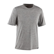 Patagonia Capilene Daily Mens T-Shirt, Feather Grey, medium