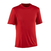 Patagonia Capilene Daily Mens T-Shirt, Fire, medium