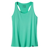 Patagonia Capilene Daily Womens Tank Top, Galah Green, medium