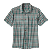 Patagonia Steersman Mens Shirt, Drifter Grey, medium