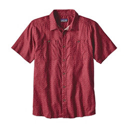 Patagonia Back Step Mens Shirt, Adzuki Red, 256