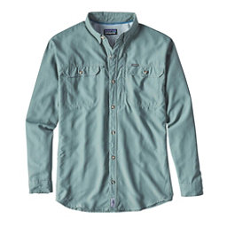Patagonia Sol Patrol II Long Sleeve Mens Shirt, Hemlock Green, 256