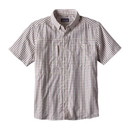 Patagonia Gallegos Mens Shirt, Birch White, 256