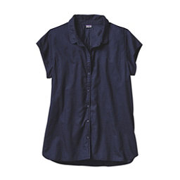 Patagonia Lightweight A/C Womens Shirt, Navy Blue, 256