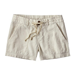 Patagonia Island Hemp Womens Shorts, Stone, 256