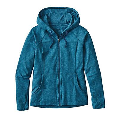 Patagonia Seabrook Womens Hoodie, Big Sur Blue, viewer