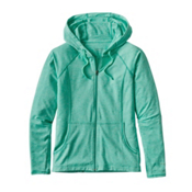 Patagonia Seabrook Womens Hoodie, Galah Green, medium
