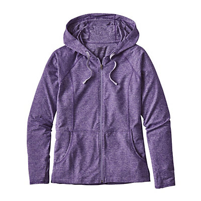 Patagonia Seabrook Womens Hoodie, Big Sur Blue, viewer
