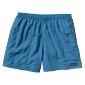 Patagonia Baggies 5in Mens Hybrid Shorts, Radar Blue, medium