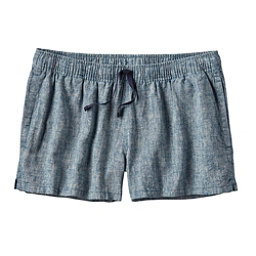 Patagonia Island Hemp Baggies Womens Shorts, Big Sur Blue, 256