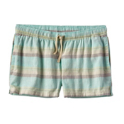 Patagonia Island Hemp Baggies Womens Shorts, Bend Blue, medium