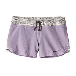 Patagonia Nine Trails Womens Shorts, Petoskey Purple, 256