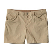 Patagonia Quandary Womens Shorts, El Cap Khaki, medium