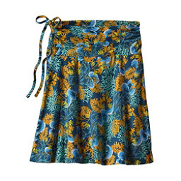Patagonia Lithia Skirt, Reef Ruckus-Big Sur Blue, 256