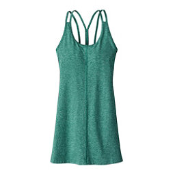 Patagonia Latticeback Dress, Gem Green, 256