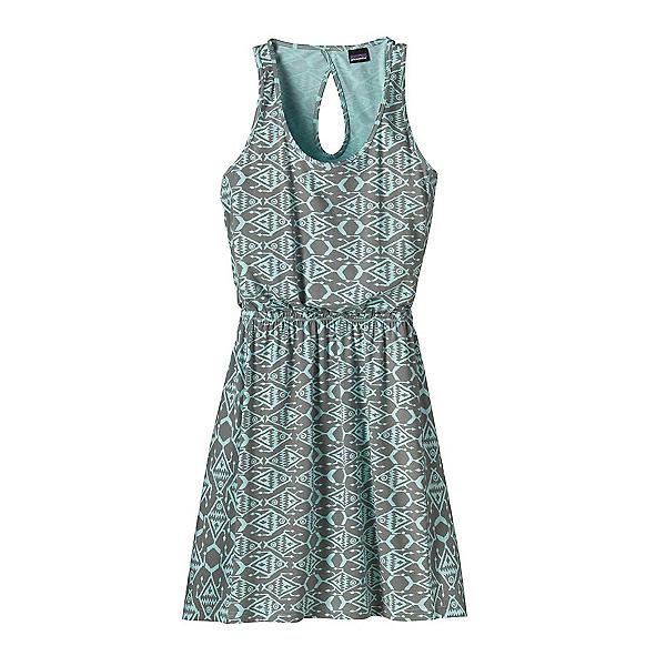 Patagonia West Ashley Dress, Drifter Grey, 600