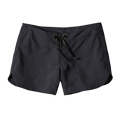 Patagonia Wavefarer Womens Board Shorts, Black, medium