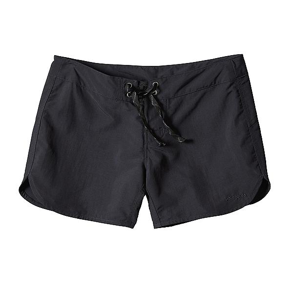 Patagonia Wavefarer Womens Board Shorts, Black, 600