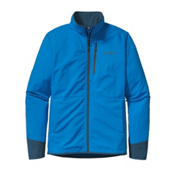 Patagonia All Free Mens Jacket, Andes Blue, medium