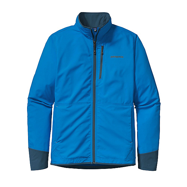 Patagonia All Free Mens Jacket, Andes Blue, 600
