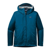 Patagonia Torrentshell Mens Jacket, Big Sur Blue, medium