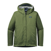 Patagonia Torrentshell Mens Jacket, Buffalo Green, medium