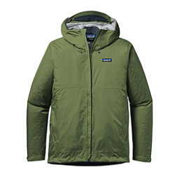 Patagonia Torrentshell Mens Jacket, Buffalo Green, 256
