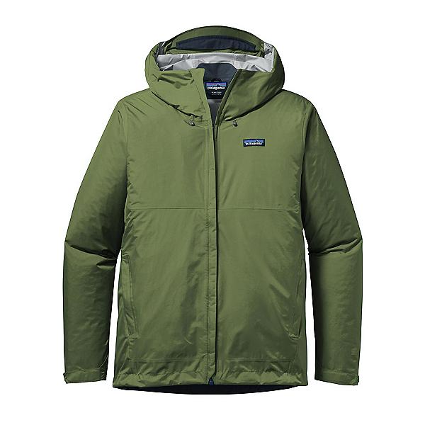 Patagonia Torrentshell Mens Jacket, Buffalo Green, 600