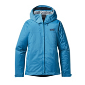 Patagonia Torrentshell Womens Jacket, Radar Blue, medium