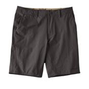 Patagonia Stretch Wavefarer Walk Mens Shorts, Ink Black, medium