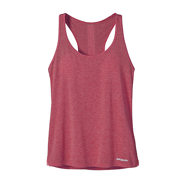 Patagonia Nine Trails Womens Tank Top, Craft Pink, 600