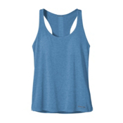 Patagonia Nine Trails Womens Tank Top, Radar Blue, medium