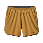 Patagonia Nine Trails Unlined Mens Shorts, Oaks Brown, medium