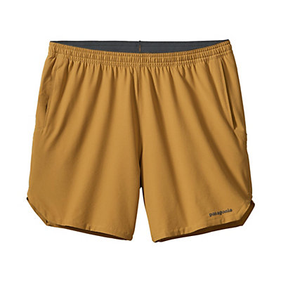 Patagonia Nine Trails Unlined Mens Shorts, Oaks Brown, viewer