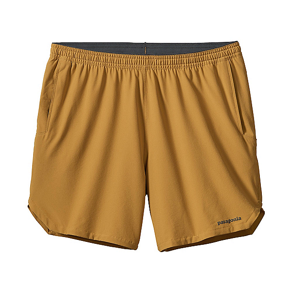 Patagonia Nine Trails Unlined Mens Shorts, Oaks Brown, 600