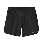 Patagonia Nine Trails Unlined Mens Shorts, Black, medium