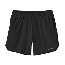 Patagonia Nine Trails Unlined Mens Shorts, Black, 256