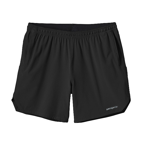 Patagonia Nine Trails Unlined Mens Shorts, Black, 600