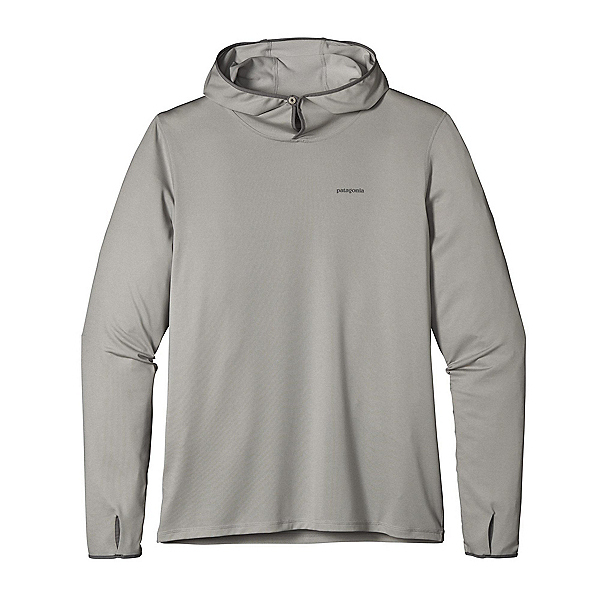 Patagonia Tropic Comfort II Mens Hoodie, Tailored Grey, 600