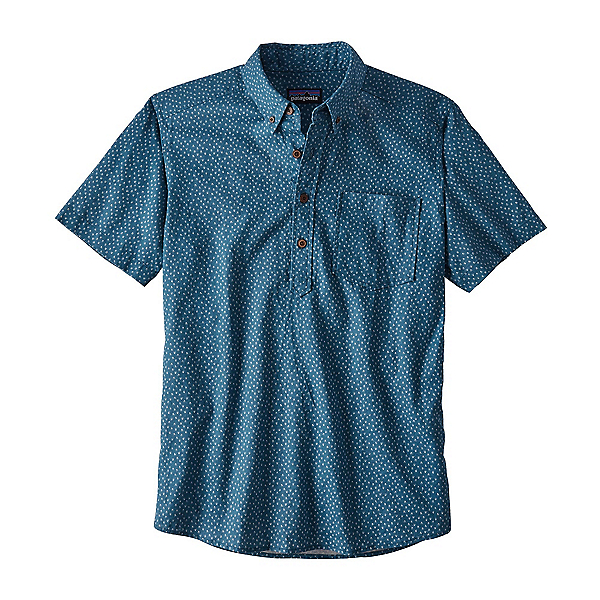 Patagonia Back Step Pullover Mens Shirt, , 600
