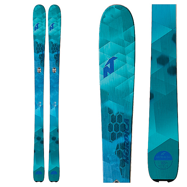 Nordica Astral 84 Womens Skis 2018, , 600