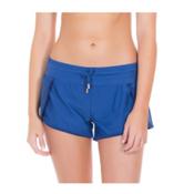 Cabana Life Embroidered Swim Womens Hybrid Shorts, , medium
