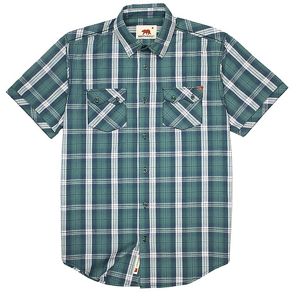 Dakota Grizzly Kai Mens Shirt, Orbit, 600