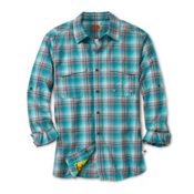 Dakota Grizzly Corky Mens Shirt, Rain, medium