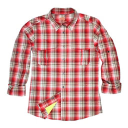 Dakota Grizzly Corky Mens Shirt, Fire, 256