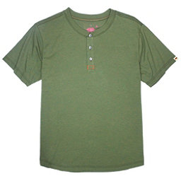 Dakota Grizzly Ladd Mens Shirt, Peridot, 256