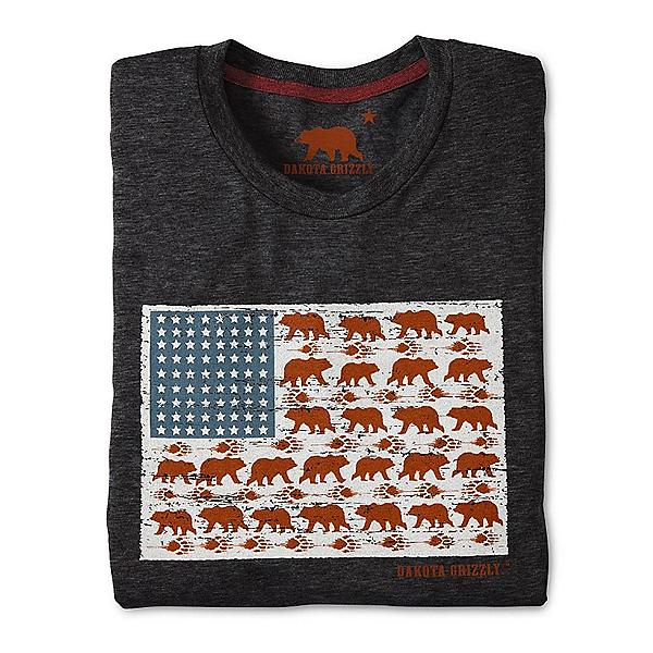 Dakota Grizzly Stars & Bears Mens T-Shirt, , 600