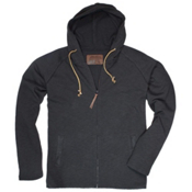 Dakota Grizzly Hoyt Mens Hoodie, Cinder, medium