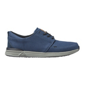 Reef Rover Low Mens Shoes, Navy-Grey, medium